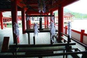 厳島神社 祓い殿