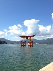 宮島風景?