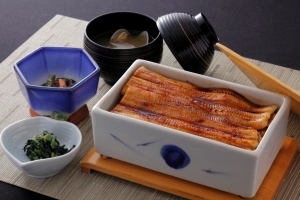 宮島名物 穴子陶箱飯