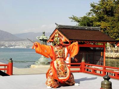 厳島神社 天長祭
