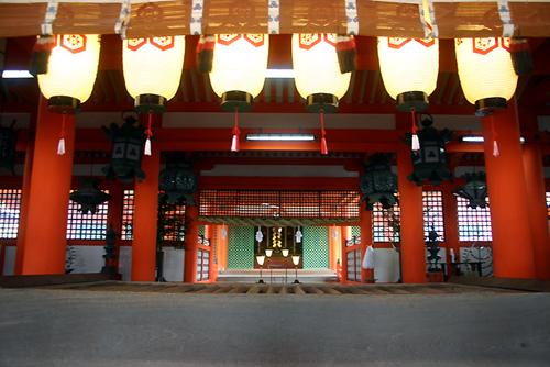 厳島神社 御社