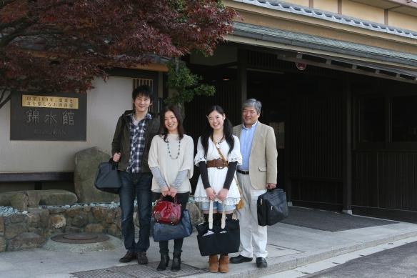 宮島 明るい家族旅行④